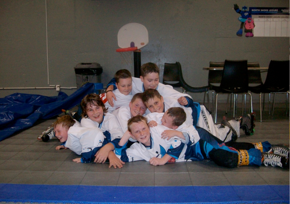 Northland Stingrays - Rookie League