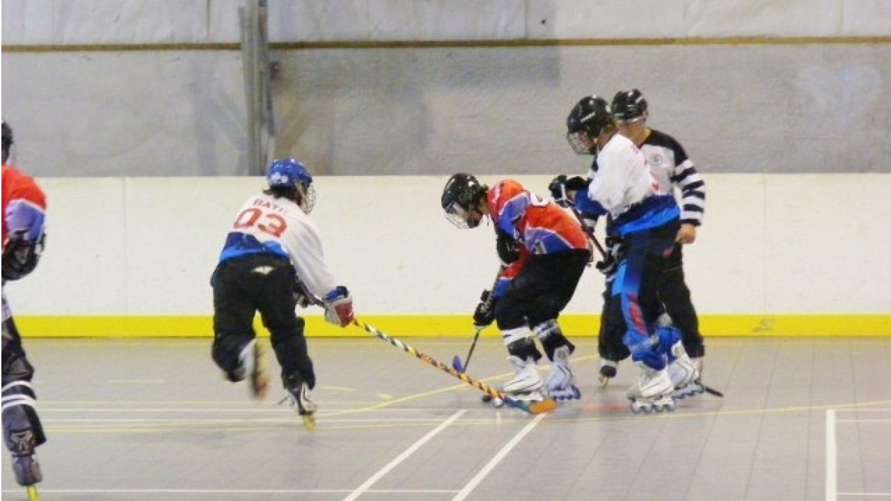 NORTHLAND STINGRAYS INLINE HOCKEY NEW ZEALAND