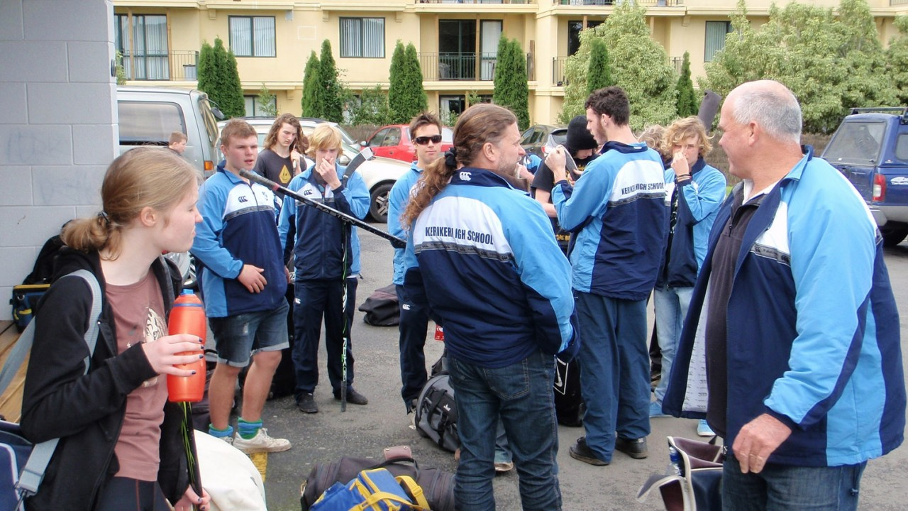 Northland Stingrays - Secondary Schools New Zealand
